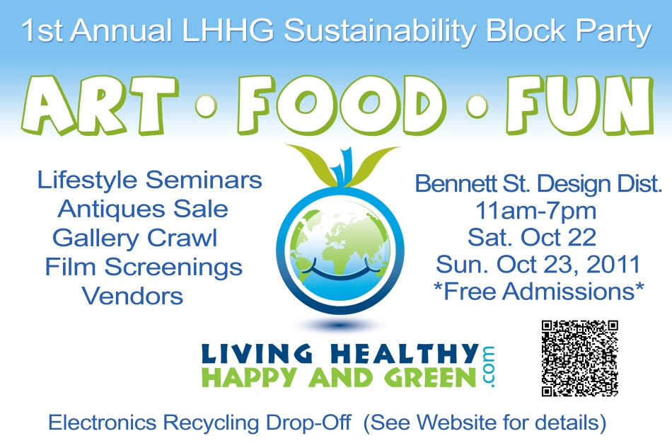LHHG Sustainability Block Party